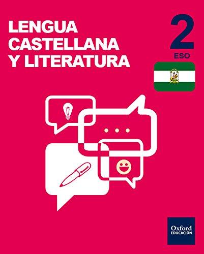 Inicia lengua castellana y literatura 2º eso libro del alumno andalucía (inicia dual)