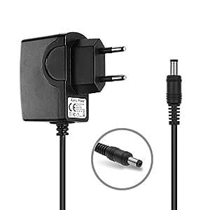 "Aukru® 7.5V Chargeur Adaptateur secteur 800mAH compatible pour Vtech MobiGo 2, KidiMagic 2 , Radiowecker Kidikick, V.Smile"""