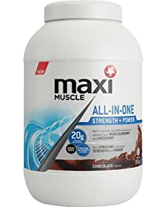 MaxiMuscle All-in-One - Chocolate, 990g