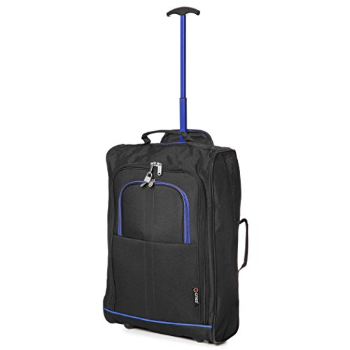 21-55cm-5-cities-noir-carry-on-cabin-lzger-approuvz-sac-main-trolley-bagage