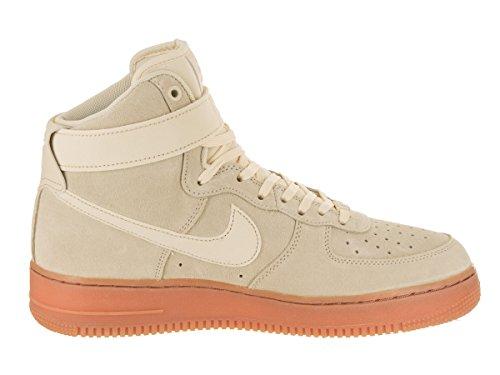 Nike Air Force 1 High 07 Lv8 Suede, Chaussures de Gymnastique Homme muslin, muslin-gum med brown