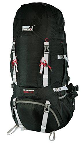 High Peak Tourenrucksack Sherpa 65+10