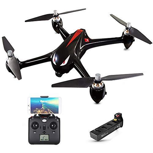Goolsky MJX B2W Bugs 2W 2.4G 6-Axis Giro girobussola indipendente ESC 1080P macchina fotografica Wifi FPV Drone GPS RC Quadcopter