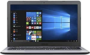 ASUS X542BA-GQ024T 2017 15.6-inch Laptop (Dual Core A9-9420/4GB/500GB/Windows 10 (64bit)/Integrated Graphics), Grey