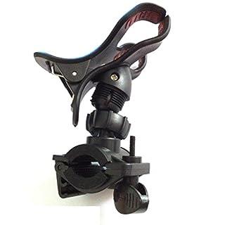 Support de vélo pour Smartphone, Parapluie Optimal, Convient pour la Navigation et la randonnée à vélo - Compatible avec Tous Les Types de vélo et Guidon