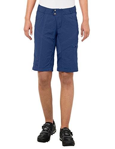 Vaude Women's Tamaro Shorts, Azul (Sailor blue), 36