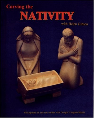 Carving the Nativity with Helen Gibson
