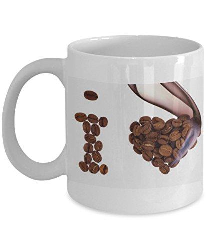 Schokoladen-liebhaber-serie (Black Friday Verkauf Neuheit Funny Kaffee Liebhaber Serie Tasse trendigen Funky Retro Kaffee Tassen, Hot Getränk Tasse, keramik, coffee23)
