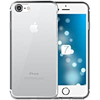 Iphone 7 Cover Trasparente Custodia Silicone Gel Sottile Leggera Ultra Slim 0,3mm - Cover Trasparente Iphone 7 Apple