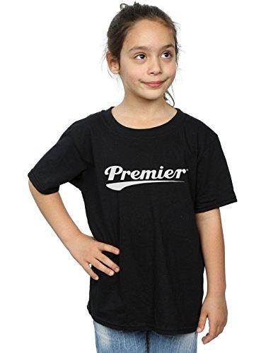 Absolute Cult Premier Girls Drum Logo T-Shirt