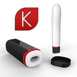 mastrubator + Vibratoren von KIIROO PEARL