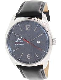 Lacoste Herren-Armbanduhr Analog Quarz Leder 2010694
