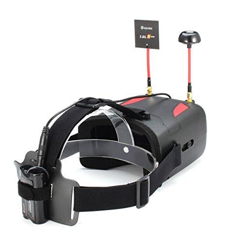 Elikliv Eachine VR D2 DVR Video-Schutzbrillen 5