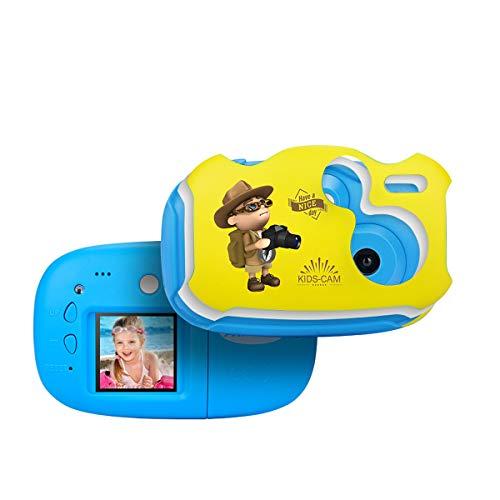 Cámara Digital para Niños de Vídeo y Fotos de...