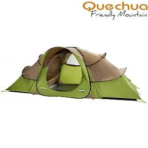 quechua t4 2 tente familiale sports et loisirs. Black Bedroom Furniture Sets. Home Design Ideas