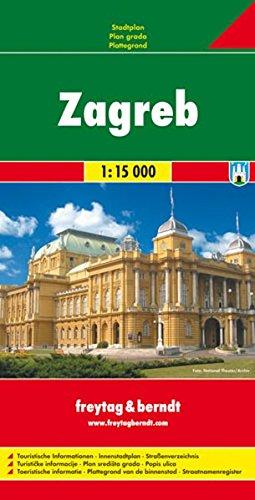 Descargar Libro Zagreb: FBC.685 de Freytag-Berndt und Artaria KG