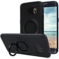 Galaxy S7 Edge Hülle Ring, Galaxy S7 Edge Schale 5.5 Zoll, Galaxy S7 Edge Tasche Ring, Moon mood® Drop Protection... preisvergleich bei billige-tabletten.eu
