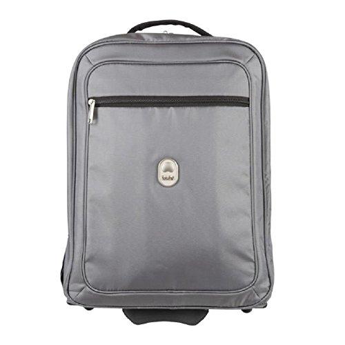 visa-delsey-reisetasche-weich-2rollen-48cm-easy-fly-grau