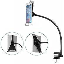 Soporte Tablet BESTEK con 2 Repisas Abrazo Metal Flexible 360 Grados para iPad Pro/Air 1/2 iPad mini 2/3