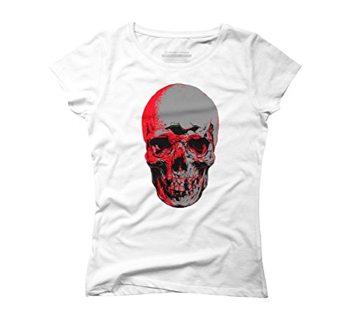 undead Women's Graphic T-Shirt - Design By Humans White