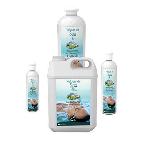 Camylle Velours de Spa -Méditerranée -Liquide Aromathérapie