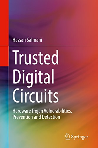 Trusted Digital Circuits: Hardware Trojan Vulnerabilities, Prevention and Detection (English Edition) por Hassan Salmani