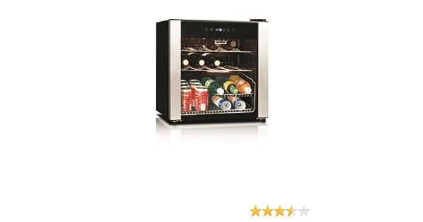Mini Kühlschrank Bomann Kb 167 : Comfee hs wen weinkühlschrank liter cm höhe led