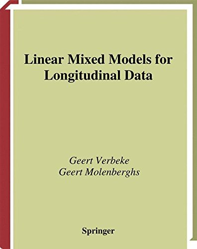 for Longitudinal Data (Springer Series in Statistics) (Sas For Mixed Models)