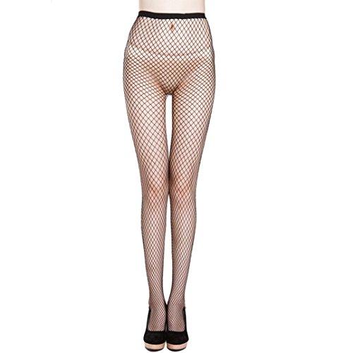 Preisvergleich Produktbild overknee strümpfe Damen Kolylong Frauen elastische Spitze Oberschenkel Strumpf Strumpfhosen f