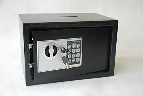 Cassaforte di Deposito Elettronica con Sistema Anti