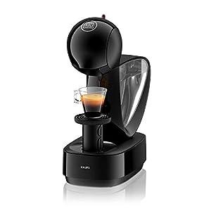 NESCAFÉ DOLCE GUSTO INFINISSIMA KP1708K Macchina per caffè espresso e altre bevande manuale Krups, Nero