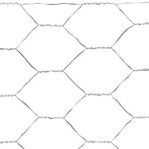 Papillon 1170960 - Treillis Triple Torsion 25/100 cm, Rouleau 50 mètres, Utilisation pour la Maison