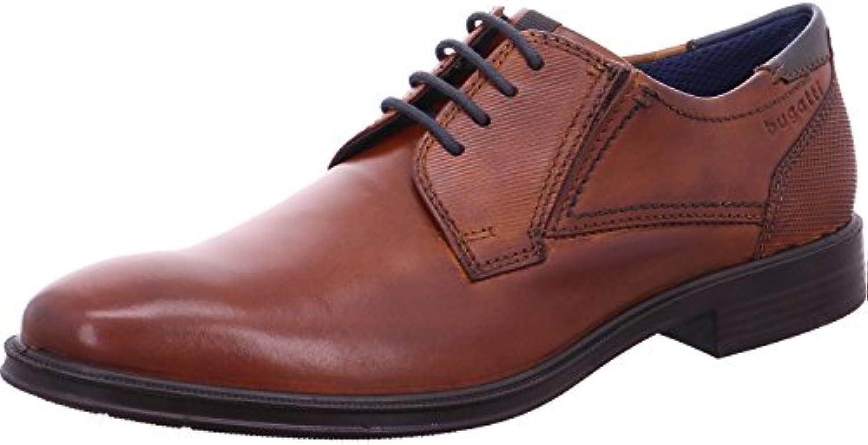 Bugatti 311593011110, Zapatos de Cordones Derby para Hombre -