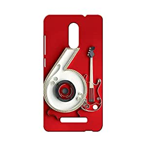 BLUEDIO Designer 3D Printed Back case cover for Xiaomi Redmi Note 3 / Redmi Note3 - G5553