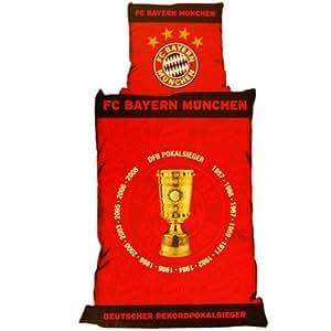 FC Bayern Bettwäsche Pokalsieger 2009