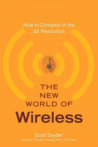 Libros Gratis Para Descargar The New World of Wireless: How to Compete in the 4G Revolution, Epub Gratis En Español Sin Registrarse