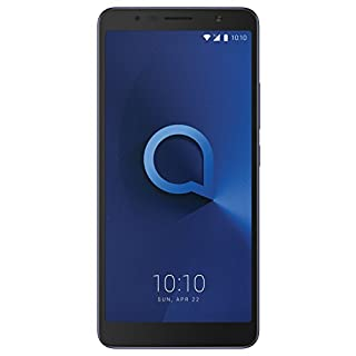 Alcatel 5026D-2BALWE1 3c A3 XL 16 GB UK SIM-Free Smartphone - Metallic Black