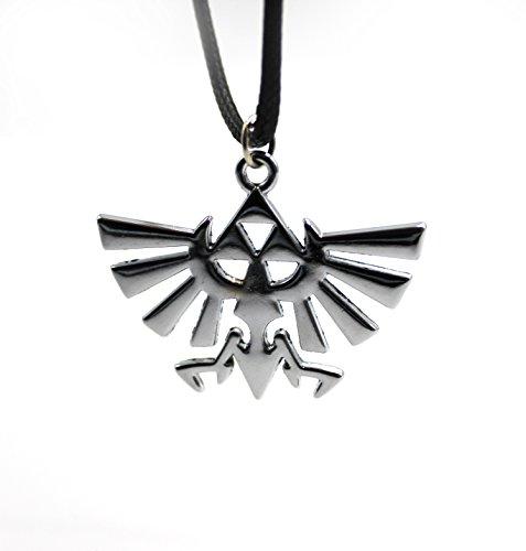 The-Legend-of-Zelda-Halskette-mit-dem-kniglichen-Wappen-von-Hyrule-als-Anhnger
