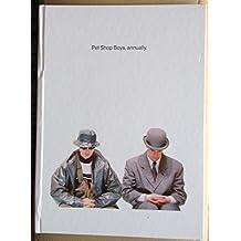 """""""Pet Shop Boys"""", Annually"""