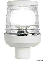 Feu tête de mât Classic 360° led blanc avec fusée
