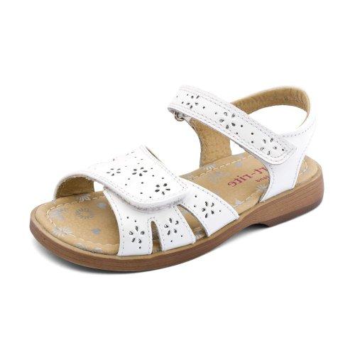 Start Rite Bambina Brooke sandali bianco Size: L 11/2 F
