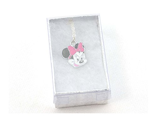 Image of Boxed Minnie Mouse Necklace (BD21MINNIENECKLACE)