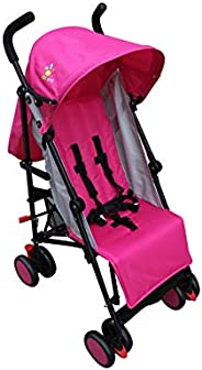 Baby Stroller Folding by Babylove, Pink, 27-805