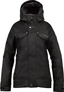 Burton Woman TWC DAMSELS JACKET True black 2014 - XXS