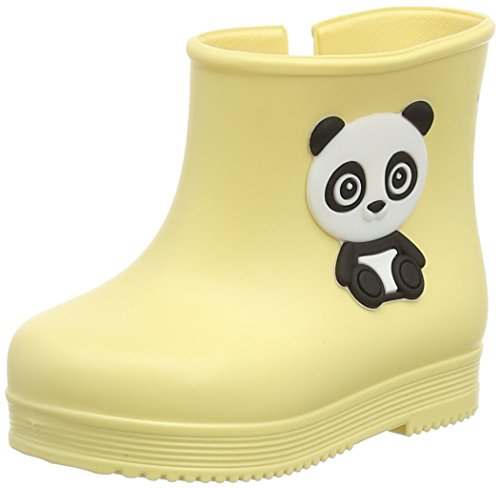 Zaxy Girls Bootie Panda Standing Baby Shoes