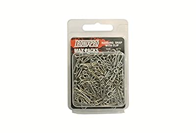 Tronixpro Max Pack Sea Fishing Rig Lead Links With Bait Clip x 100 from Tronixpro