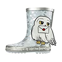 Harry Potter Girls Rubber Wellington Boots