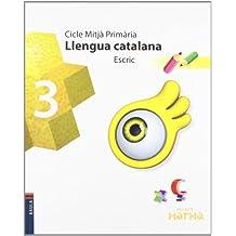 Llengua catalana 3r.Primària Escric Projecte Xarxa - 9788447923809