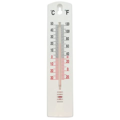 Wall Indoor / Outdoor Wall Thermometer