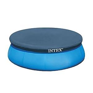 Telo di copertura estivo Intex per piscine gonfiabile tonde diametro 305cm